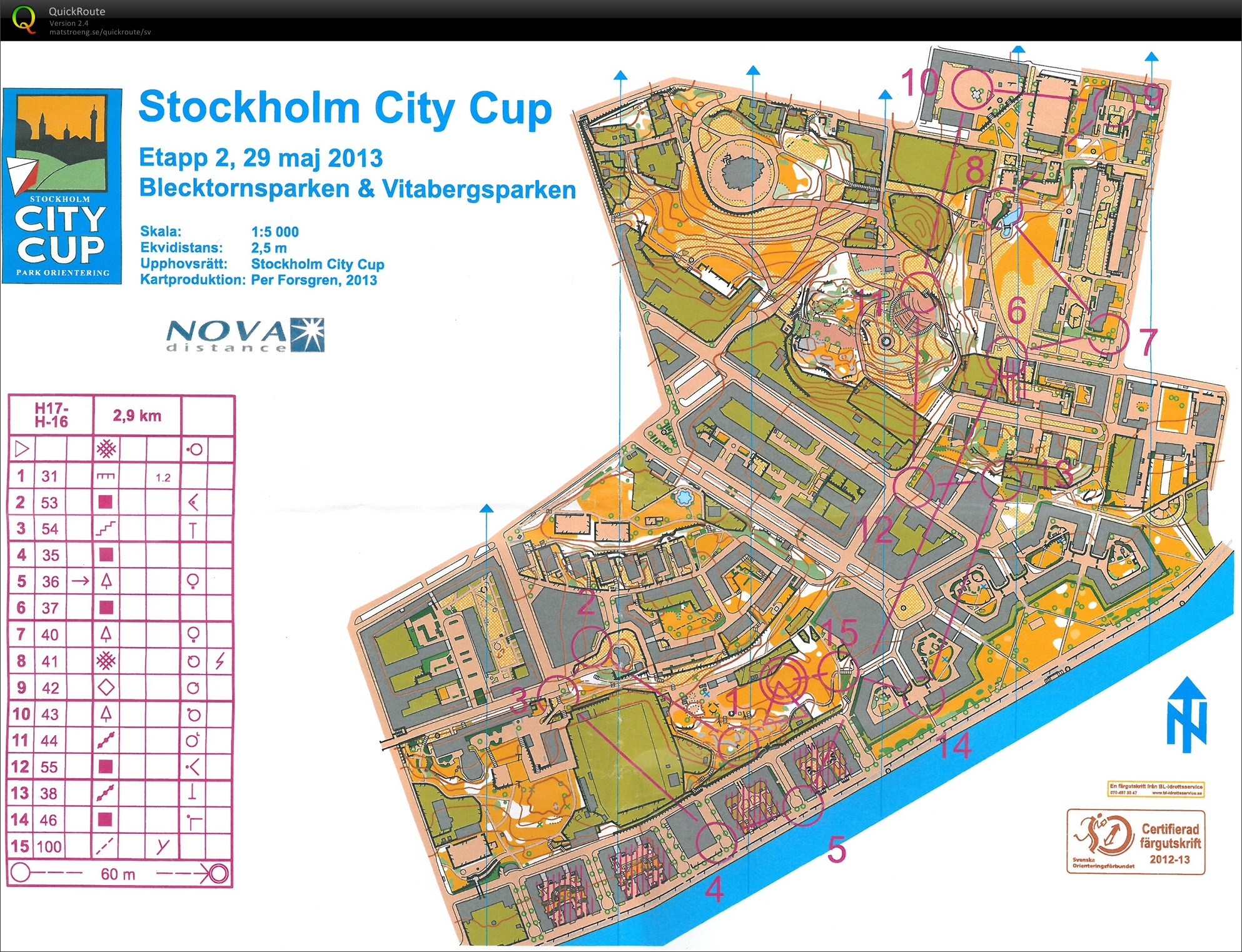 Stockholm City Cup - Bleckan (2013-05-29)